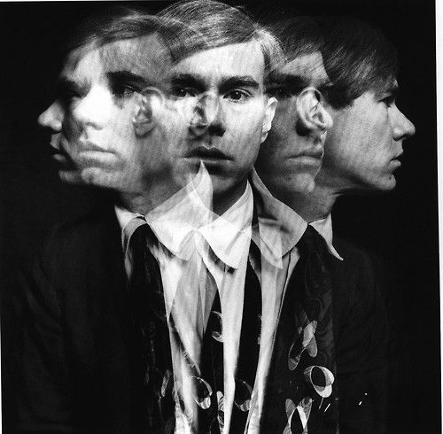 razorshapes:  Self Portrait (1980) by Andy Warhol