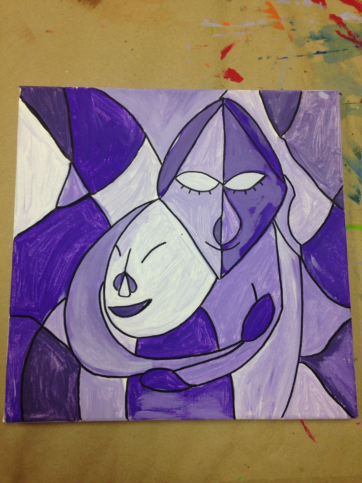 Cubism For Kids Art Projects For Little Artists Art