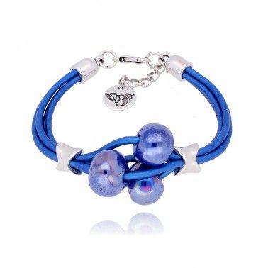 #bydziubeka #jewellery #jewelry #style #fashion #cobalt #trendy #autumnBransoletka BC1512