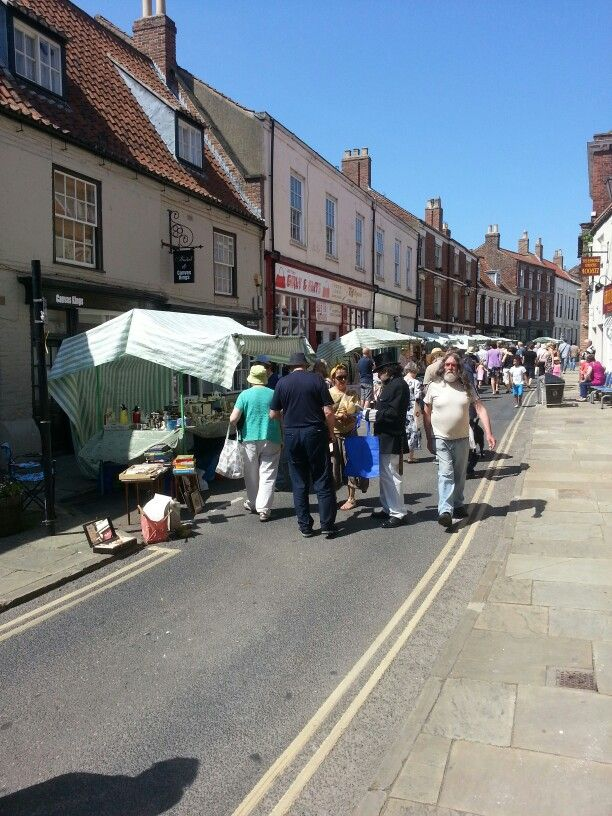 Bridlington Old Town Day.