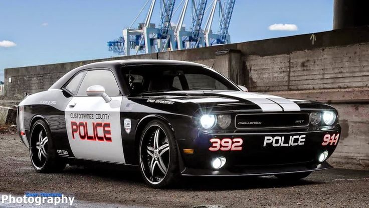 dodge challenger police design by customkingz performance us cars parts hamburg and sitting. Black Bedroom Furniture Sets. Home Design Ideas