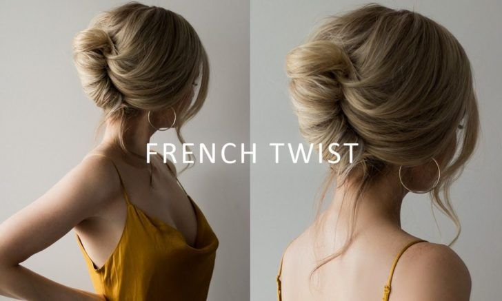 French Roll Hairstyles
