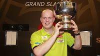 WELCOME TO IBUKUN's BLOG: Micheal van Gerwen Win Grand Slam.