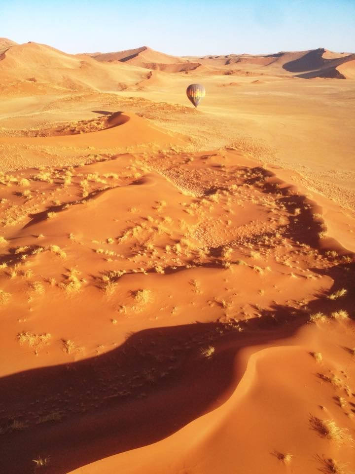 The Namib Desert in all its glory