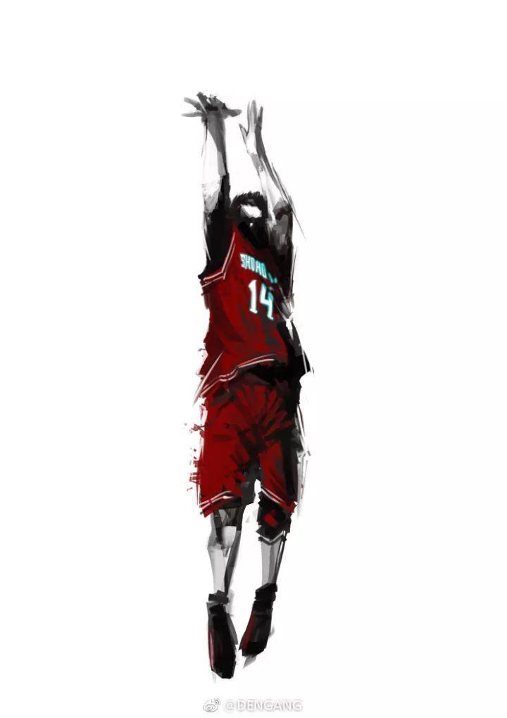 Slam Dunk おしゃれまとめの人気アイデア Pinterest Duy Nguya N スラムダンク スラムダンク 三井 バスケットボール
