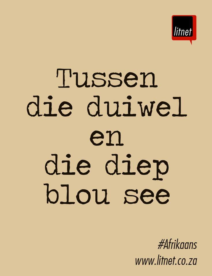 #Afrikaans #Nederlands #idiome #segoed #suidafrika