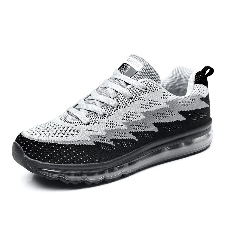 Hotsale New Men's 2017 Air Cushion zapatos de hombre Mens Athletic Outdoor Sport Shoes Trainers Running Shoes Size 39-44