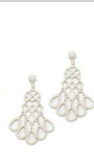 Tony Burch dropdown earrings from Shopbop