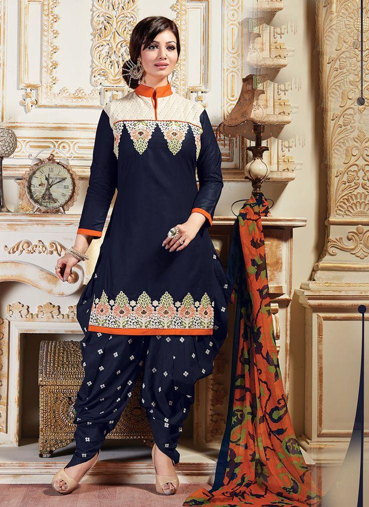 Wholesale Punjabi Special Wholesale Dress Material   Call @ http://www.suratwholesaleshop.com/salwar-kameez/anarkali-suits?view=catalog