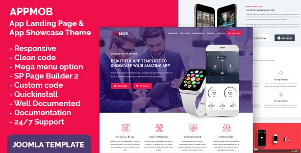 Joomla responsive template with SP Page builder PRO and Layer Slider, both included for free for our cleints. Buy now: https://goo.gl/QHxSXc