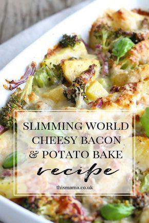 super facile syn gratin de pommes de terre au bacon au fromage #slimmingworld #slimmingworldrecipe …   – ?slimming?