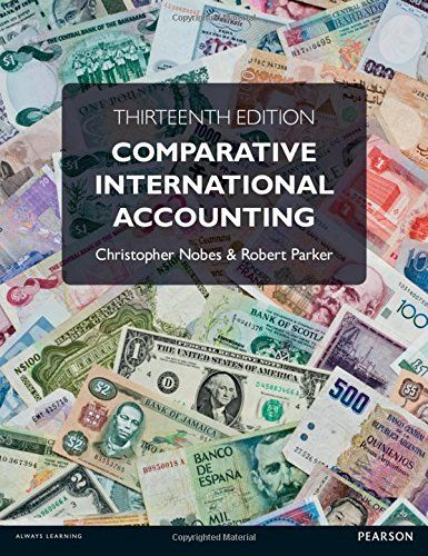 The 25 best international accounting ideas on pinterest sands download comparative international accounting 13th edition pdf e book fandeluxe Gallery