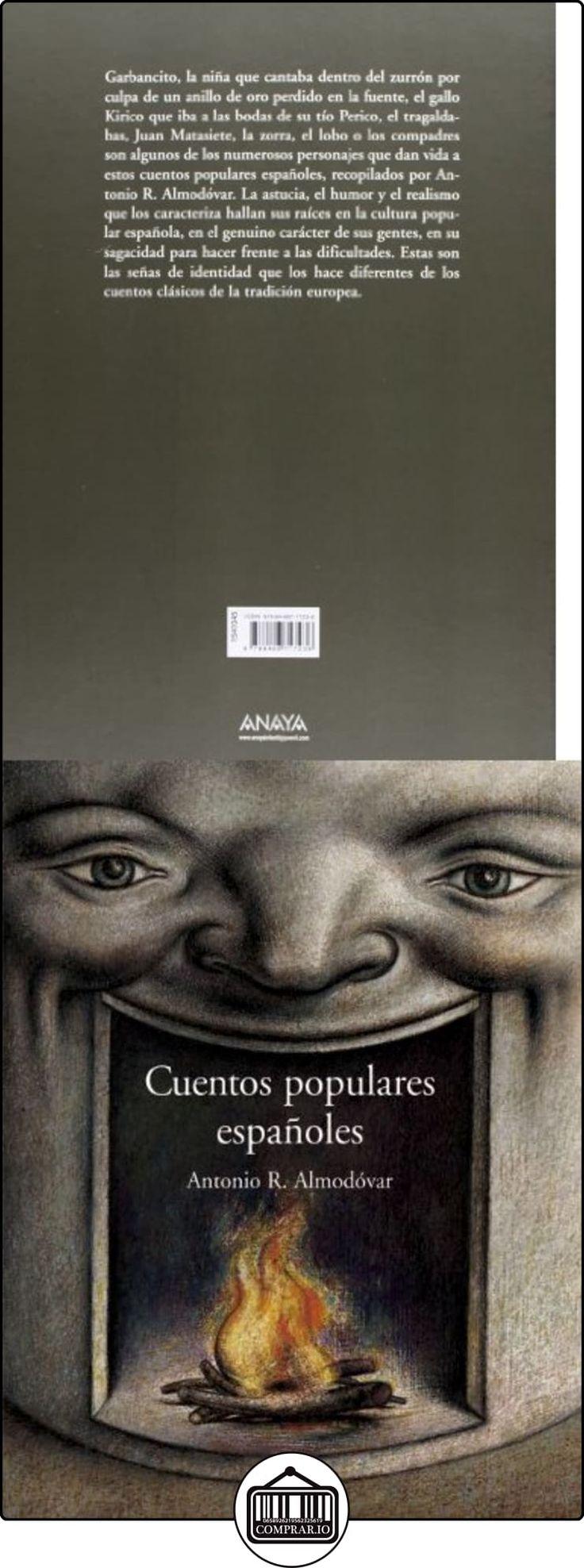 Cuentos populares españoles (Literatura Infantil (6-11 Años) - Libros-Regalo) Antonio R. Almodóvar ✿ Libros infantiles y juveniles - (De 0 a 3 años) ✿