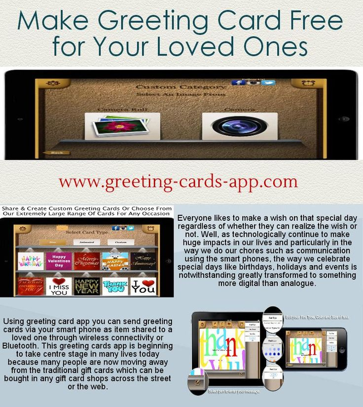 19 best images about Best Greeting Card Apps – Birthday Card App