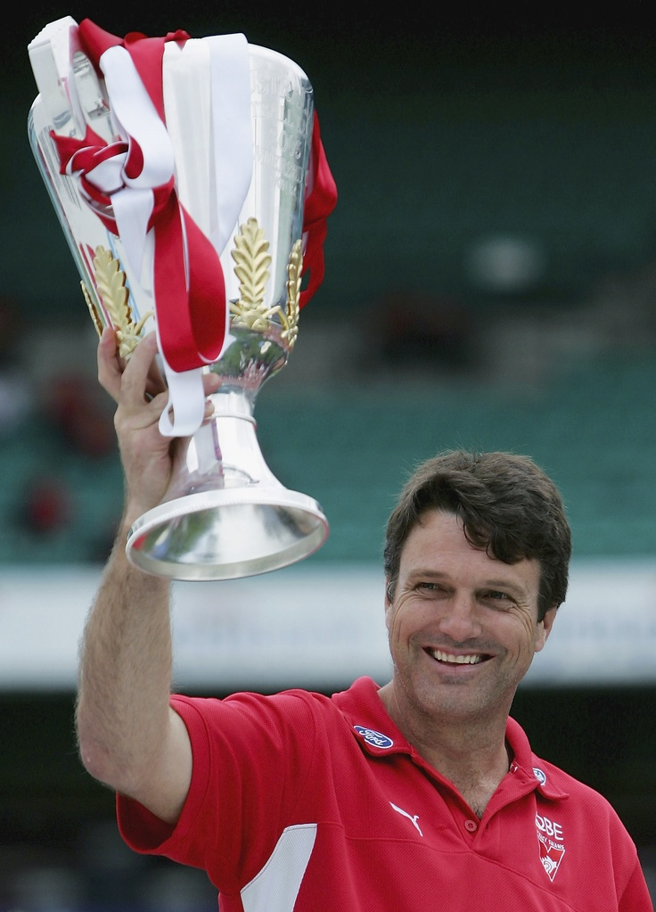 "30 Defining Moments in Sydney:    #24 ""Here it is!"" 2005 Grand Final    Read more here: http://bit.ly/KeyNjc"