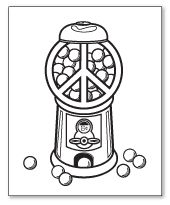 peace sign coloring pages 1 170x205