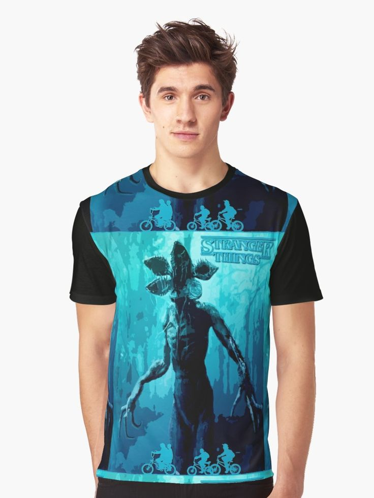 Stranger Things T-Shirt. #tshirt #strangerthings #awesome #tvshow #fashion #style #menstyle #family #tshirtfashion #tshirtdesign #gifts #clothing #apparel #cool #clothes #2018 #clothing #menswear #strangerthingstshirt #art #design #tshirts #mensfashion #menstyle #onlineshopping #tvshow #popular #tvshowtshirt #shopping #upsidedowm #giftsforhim #gifts #giftsforher #39;s #redbubble #shirts  #teeshirt   * Also buy this artwork on posters, tote bags, stickers, phone cases, and many more!