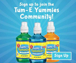 This non-carbonated fruit beverage provides kids with great flavor and essential vitamins while remaining low in calories. They are perfect for on-the-go nutritious drinks.  You can sign up for email newsletter and get a buy one get one FREE Tum-E Yummies coupon delivered straight to your inbox.   Tum-E Yummies' have no sodium, 50 calories and 100% daily value of Vitamins C, B6 & B12! http://ifreesamples.com/tum-e-yummies-bogo-coupon/
