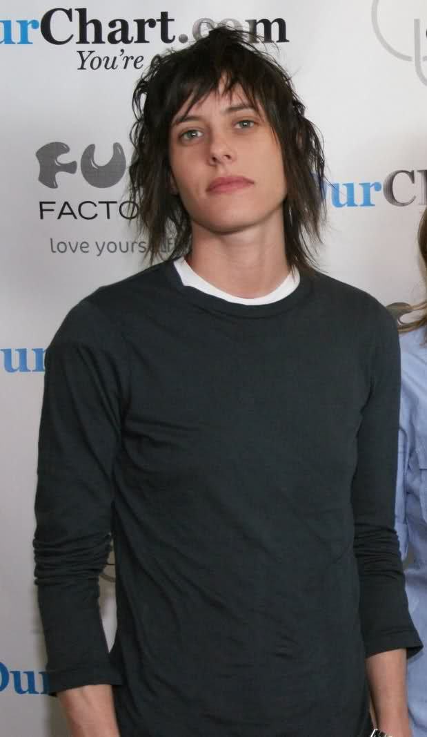 Kate Moennig....Perfection. Ugh.