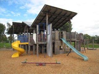 Woolhouse Playground, Woolhouse Street, Northcote