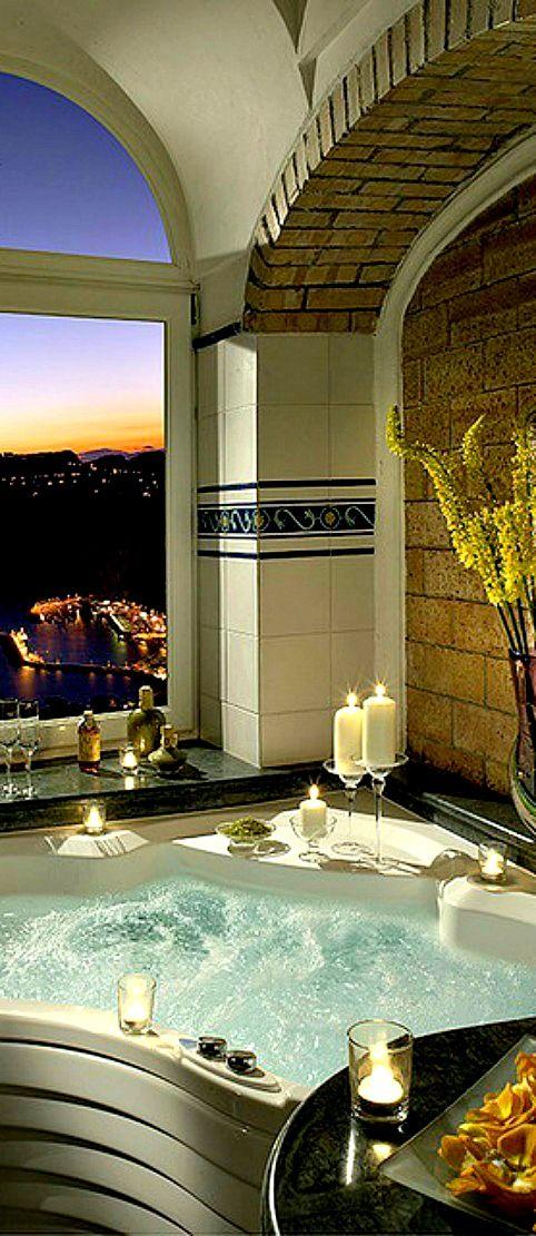 Hotel Caesar Augustus in Capri, Italy (vacation)