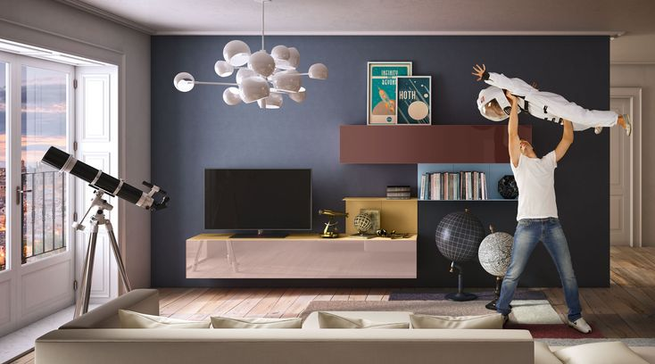 36e8 System - Design furnishing by Lago