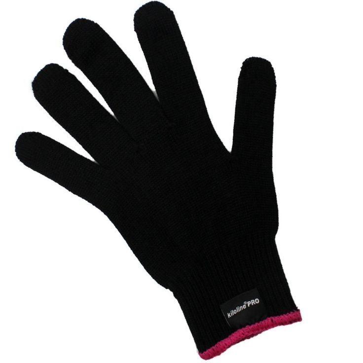 Kiloline Professional Heat Resistant Glove for Hair Styling Heat Blocking for Curling, Flat Iron and Curling Wand Suitable for Left and Right Hands ** This is an Amazon Affiliate link. Want additional info? Click on the image.