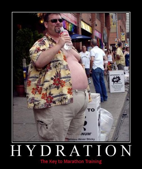 funny motivational posters hydration funny motivational