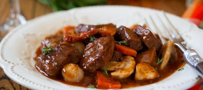 Toscaanse Runderstoof recept | Smulweb.nl Deze onlangs gemaakt, heerlijk!