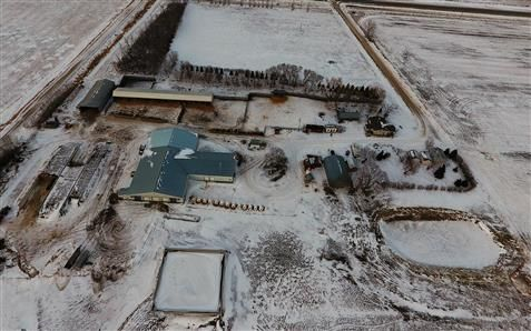 Province: Manitoba  Farm Type: Dairy  Total Acreage: 376.00  #Findyourdreamproperty