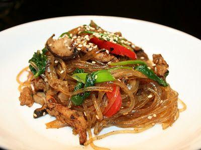 74 best vegan korean food images on pinterest korean food recipes spice island vegan korean stir fried glass noodle japchae korean recipeskorean foodvegan forumfinder Gallery