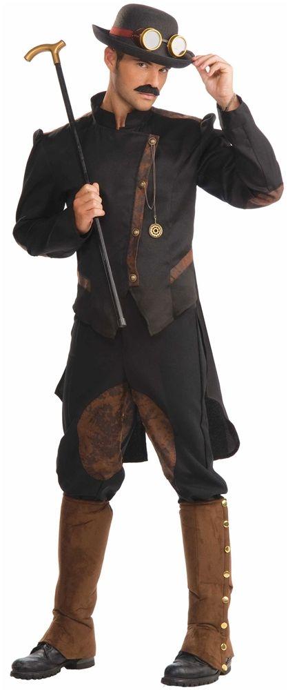 Forum Novelties Mens Steampunk Gentlemen Costume