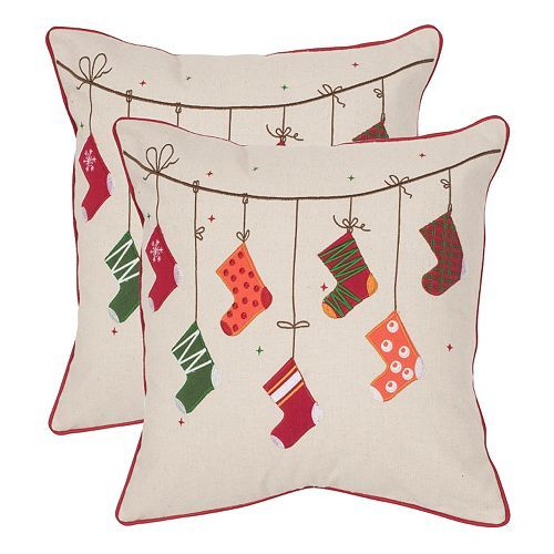 Decorative Pillows At Kohls : 101 best images about Tis the Season! on Pinterest Bath body works, Tree skirts and Kohls