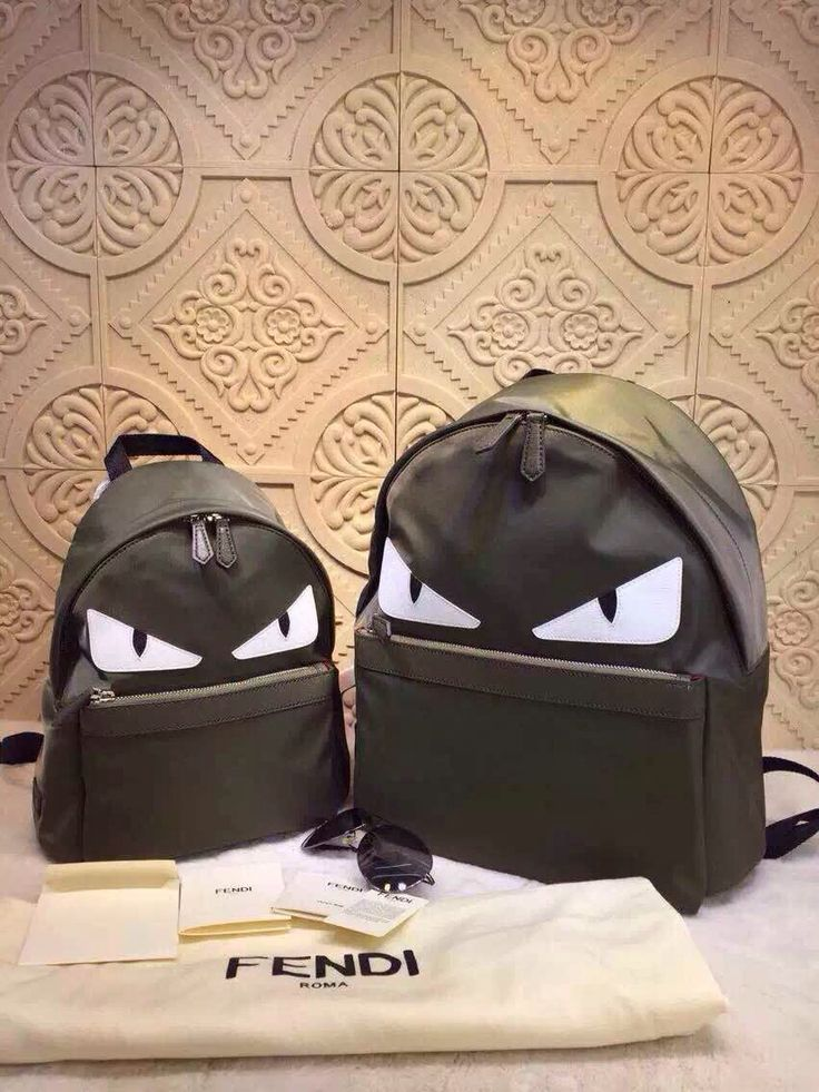 Fendi Monster Bag Collection