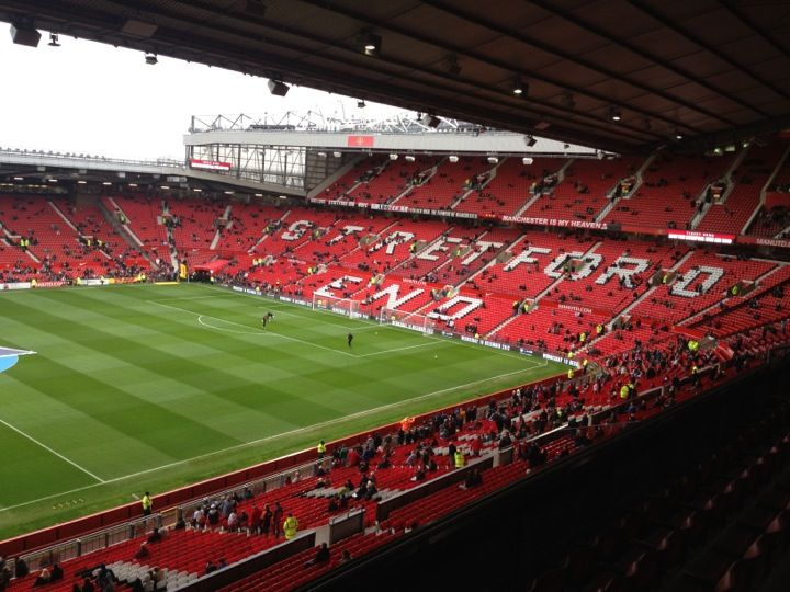 Old Trafford , город Manchester
