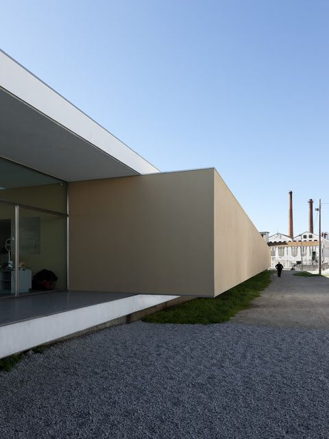 Souto De Moura + Graça Correia | Hotel and catering school (Reconversion of the Robinson Factory and Space) | HIC Arquitectura