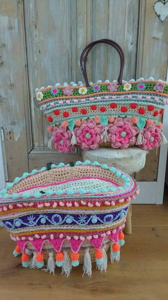 Adinda Zoutman Handarbeiten ☼ Crafts ☼ Labores ✿❀⊱╮.•°LaVidaColorá°•.❀✿⊱╮ http://la-vida-colora.joomla.com