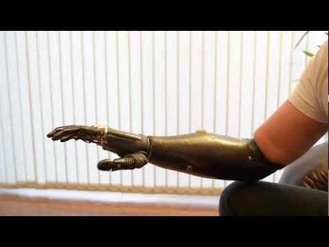 Bionic Hand, love this video