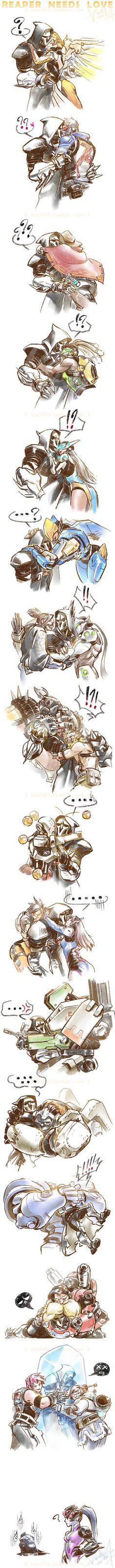 Reaper needs love