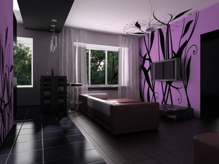 carrelage sol noir faux plafond assorti suspension. Black Bedroom Furniture Sets. Home Design Ideas