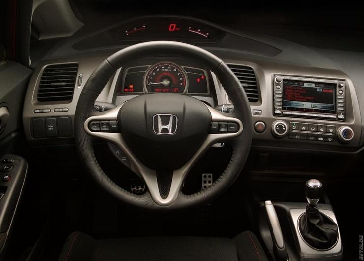 2007 Honda Civic Si Sedan