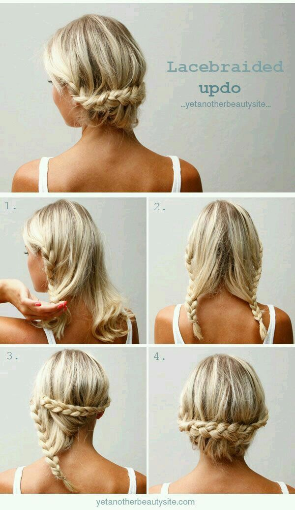Hairstyles on We Heart It