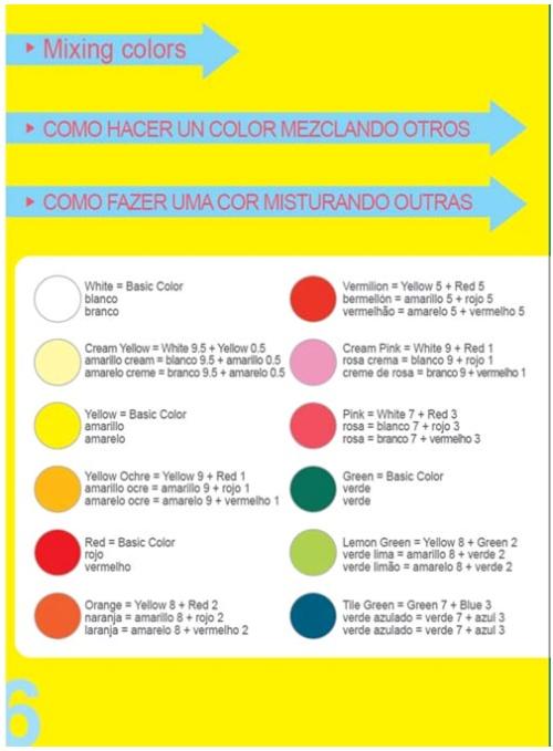 Combinación de colores y formas básicas | Jumping Clay Valencia L'Horta Nord