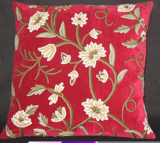 crewel embroidery #@af's collectgion