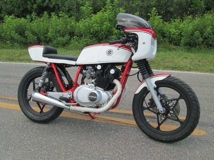 Suzuki GS450 1981 By Bare Bone Rides