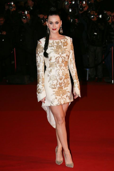 Best-Dressed Celebrity Katy Perry in Osman