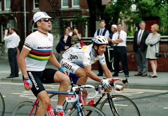 Euro Peloton - Pro Cycling News: Greg LeMond Destroys Armstrong Again: Too Much?