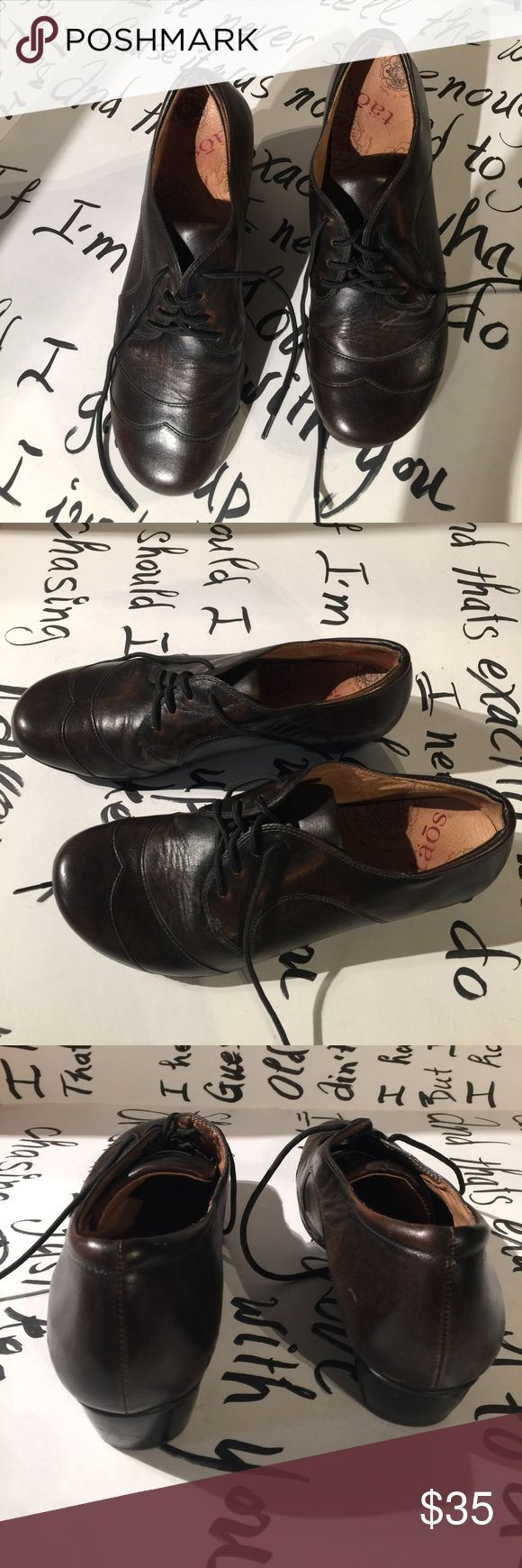 EUC Taos shoes Taos is an excellent shoe manufacturer, fairly hard to find, it is really for people in the know .  They build their brand by word of mouth more than anything. Amazing quality and execution Taos Footwear Shoes Sneakers