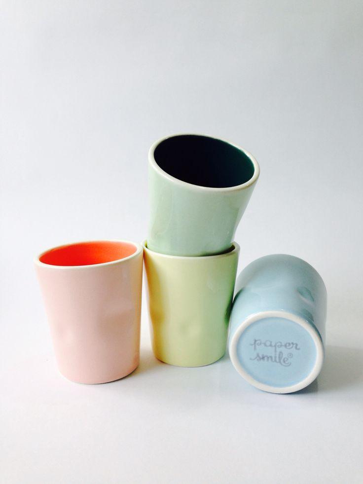 Tea mugs instagram: paper.smile