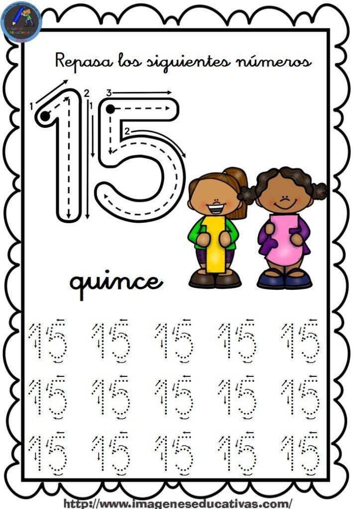 Completo Cuaderno Para Repasar El Trazo Numeros Del 1 Al 30 15 Actividades De Lectura Preescolar Actividades Numericas Preescolares Numeros Preescolar